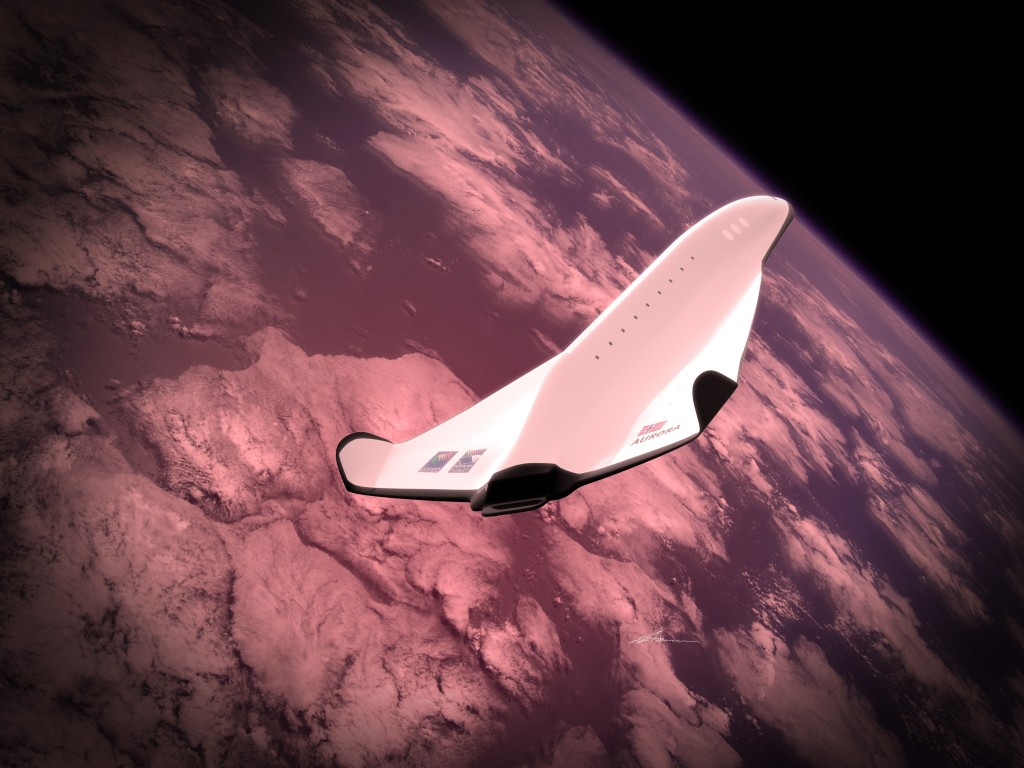 The Virtual Spaceship Aurora